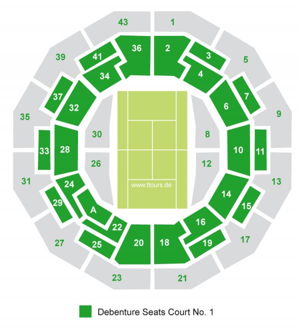 Wimbledon 2021 Spielplan